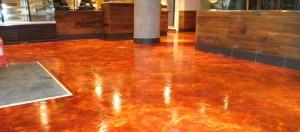 szinezett dizájn betonpadló