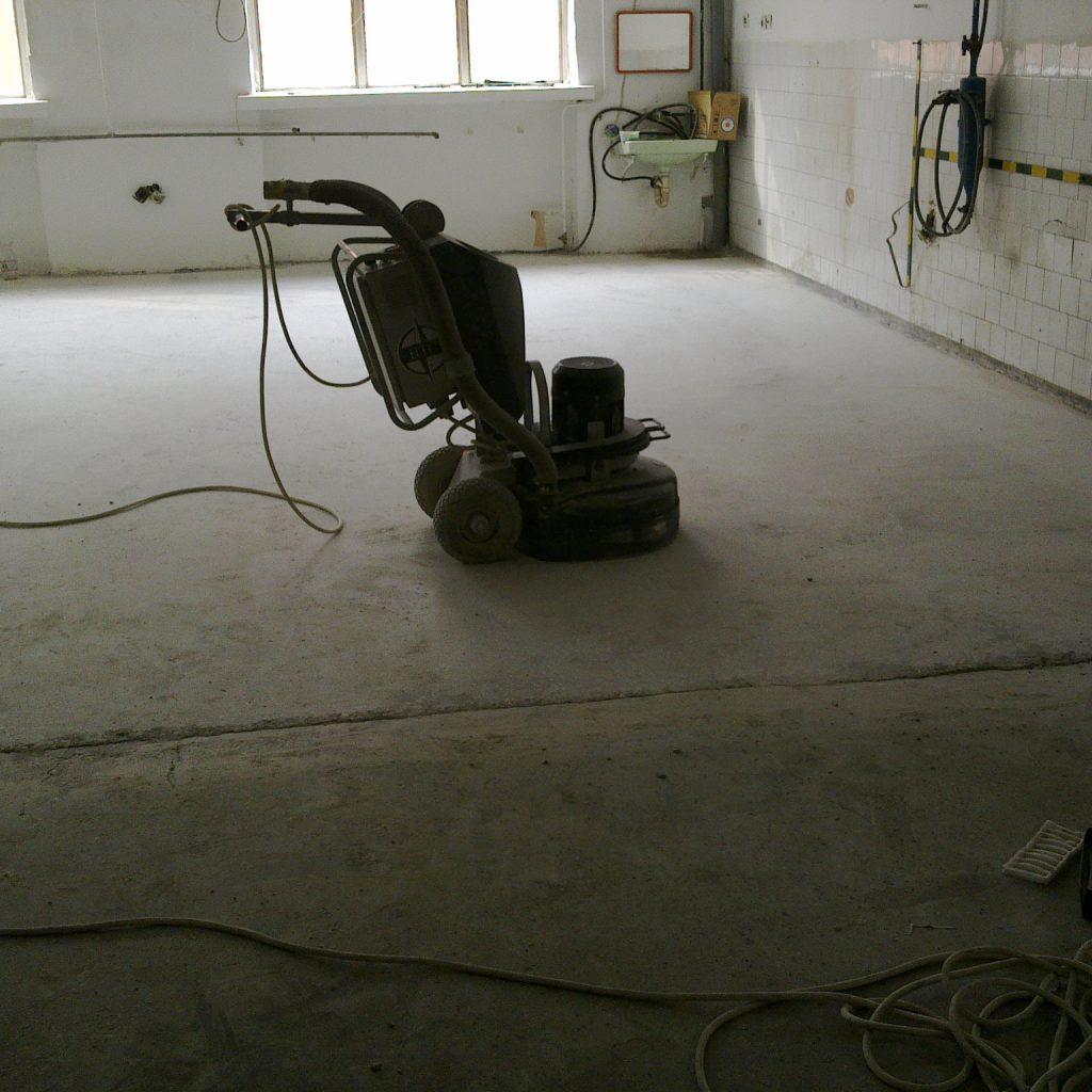 betoncsiszolás házilag